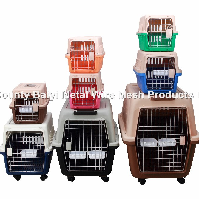 High Quality Cheap Plastic Pet Carrier/Pet Flight Cage/Dog Transport Box(Whatsapp: +86 13331359638)