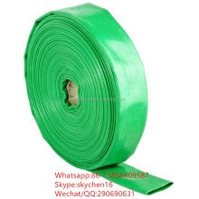 flexible PVC Layflat hose high pressure hose discharge Water Pump Hose Pipe