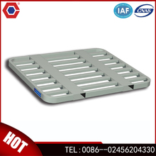 heavy duty storage steel pallet with 2 way entry