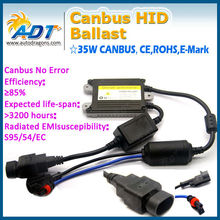 Hot selling, CANBUS HID kits 12v Headlight HID bulb Xenon HID conversion Kit vehicle headlight