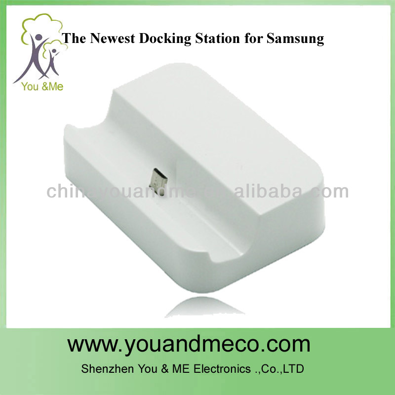 for samsung android docking charger station micro usb dock charger