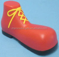 promotional gifts shoe stress ball toys