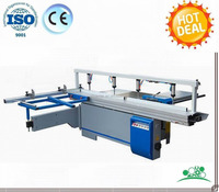 sliding table cutting panel saw
