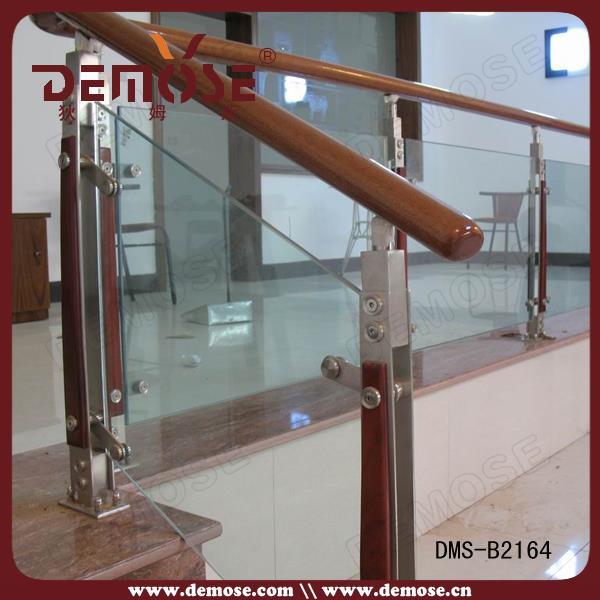 Pasamanos de madera para escalera armarios y muebles a for Escalera madera sodimac