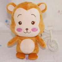 Hot Sale New Design Super Soft Comfortable Plush Monkey Toy