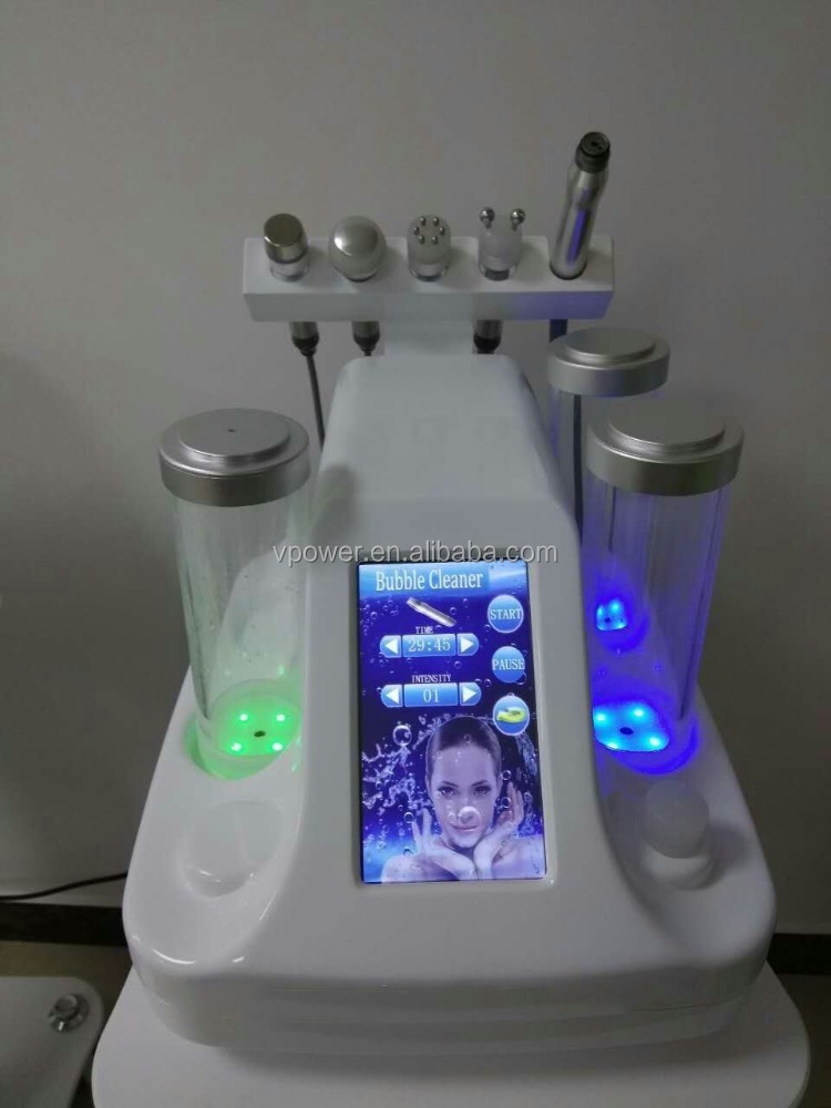 2017 Oxygen Jet Peel Skin Rejuvenation Oxygen Facial Machine