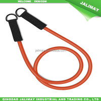 Different strength latex resistance bands, colored rubber bands