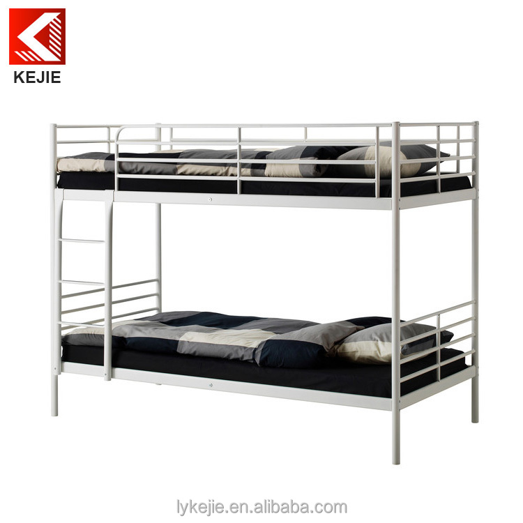 School Furniture Adult Metal Bunk Beds Double Bunk Beds