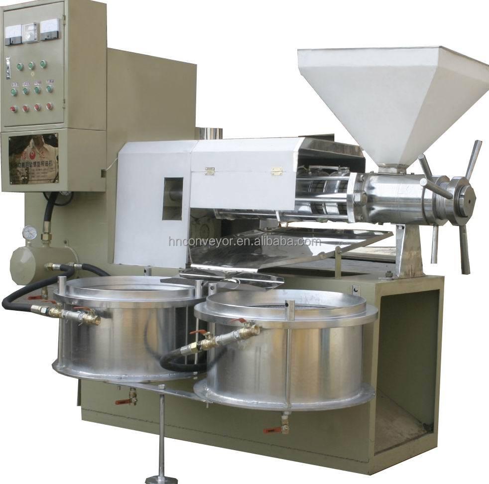 coconut extract machine