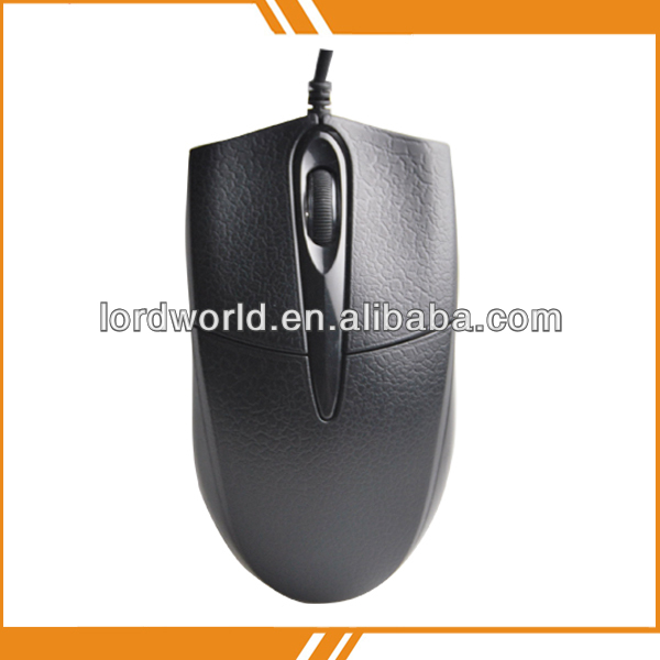 most popular nice smooth touch wired mouse