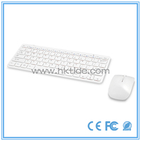 Shenzhen factory direct sale wireless keyboard mouse combo set