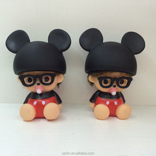 Custom vinyl pvc figure toy/cartoon mickey vinyl figure for kids/pop vinyl figure with mickey design