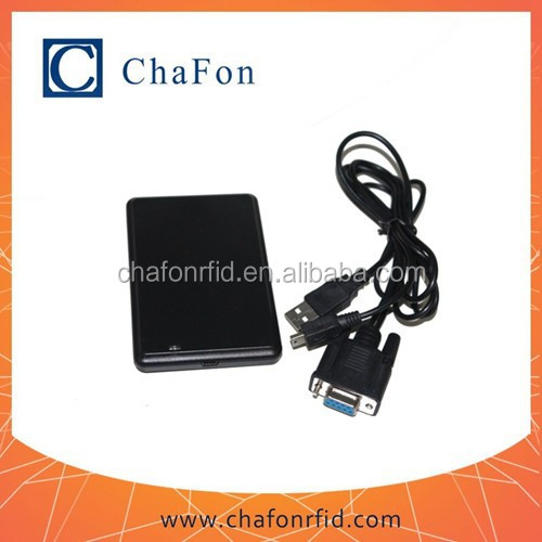 125khz portable rfid reader/writer support TK4100 EM4200 chip card