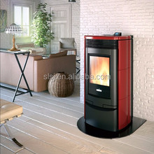 ECO-friendly Domestic Wood Pellet Stove/Fireplace