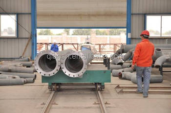 Heavy duty pipe Conveying System