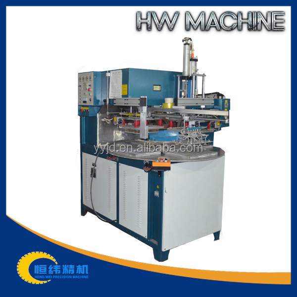 High Frequency PVC Book Cover Welding Machine