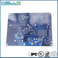 ShenZhen pcb factory provided SMT & ci1319l pcb cr4 xl