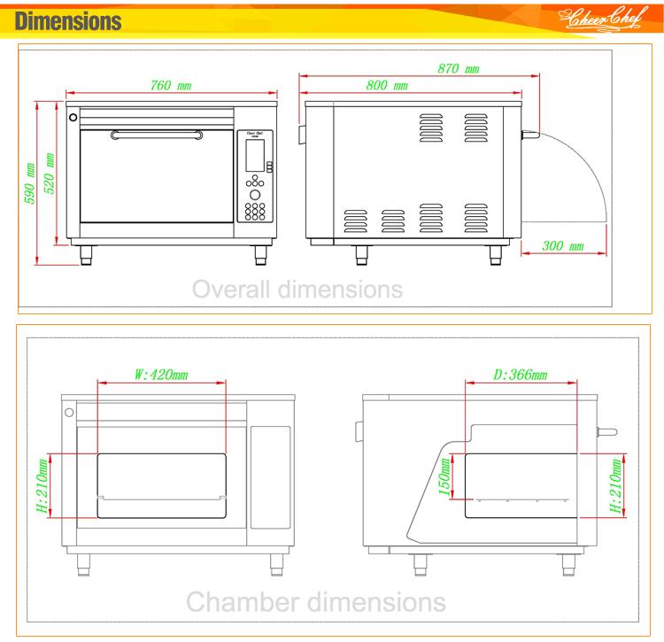 Standard Microwave Size Australia Bestmicrowave