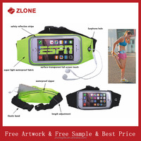 Best price promotional sports arm bag for mobilephone