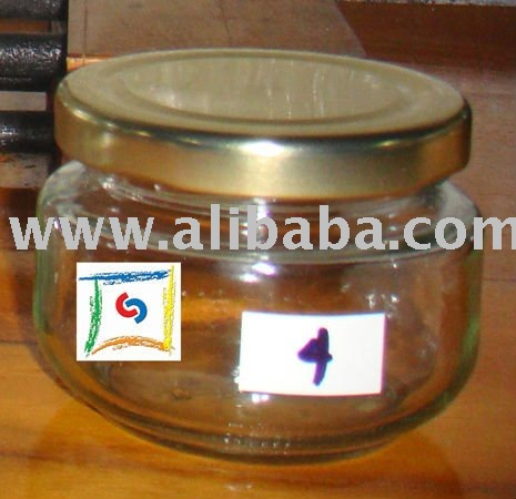 4 oz. glass jar