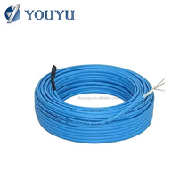 Stable Performance constant wattage 6mm heat resistant cable