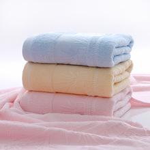 bath Towel Type and Square Shape baby towel Bamboo towel