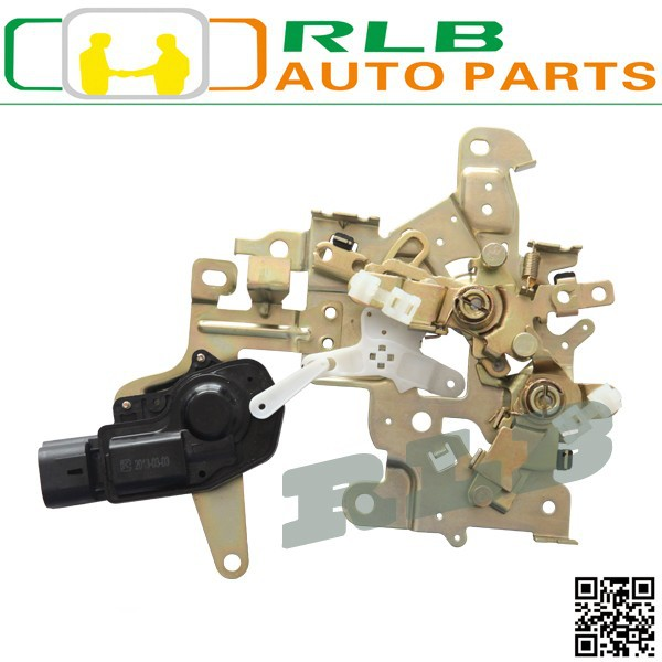 Yellow color toyota hiace Sliding door lock mechanism with motor 69640-26350 69640-26351