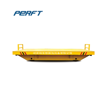 professional manufacturing industry supply track flat wagon