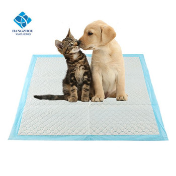 OEM design disposable sanitary urine keep warm pet dog pad for sale
