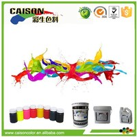 CD-3020 water based pigment colorant for dying clothes black with one bath