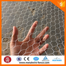 Anping hexagonal mesh /chicken coop iron wire fence