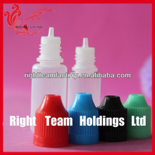 sterile eye drop bottle 10ml with childproof cap