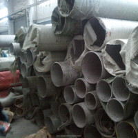 304 mirror polish stainless steel pipe sanitary pipe china supplier