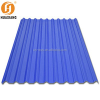 Cheap pvc coated metal roof tile/roofing shingle /lowest cost roofing prices