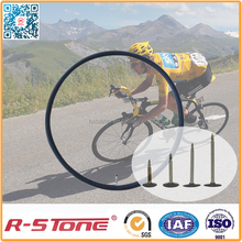 Made in china hot sales butyl road bicycle inner tube 700c