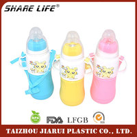 Hot Sale Lead-free BPA Free Breastfeeding Baby Bottle