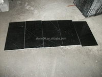 Chinese Supplier Indian Black Marble /nero marquina
