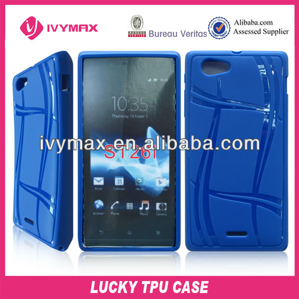for sony ST26i xperia j lowest price phone case