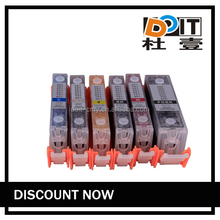 inkjet printer ink cartridge pgi-550 cli-551 for Canon PIXMA MG5450