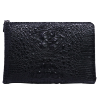 High-end customization genuine crocodile file case