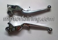 motorcycle brake levers/motorcycle hand brake levers for Harley Davidson