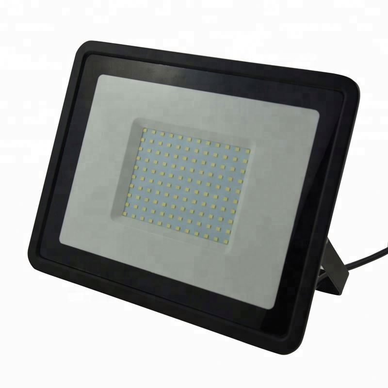 200W Outdoor Slim LED Flood Light,IP65 18000lm Super Bright for Garden Yard, Party, Playground,6000-6500K (Daylight White)
