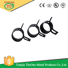 high quality spring type hose clamps with raw diamonds