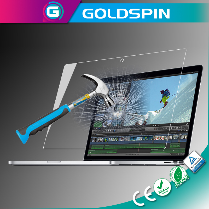 GOLDSPIN For 14 Inch Laptop 9H Tempered Glass Screen Protector