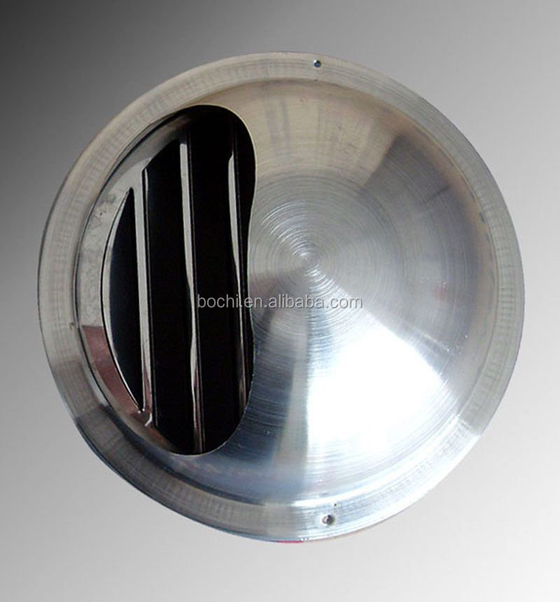 304 Stainless Steel Waterproof Ventilation Air Vent Cap