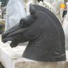 Small Size Black Marble Carved Stone