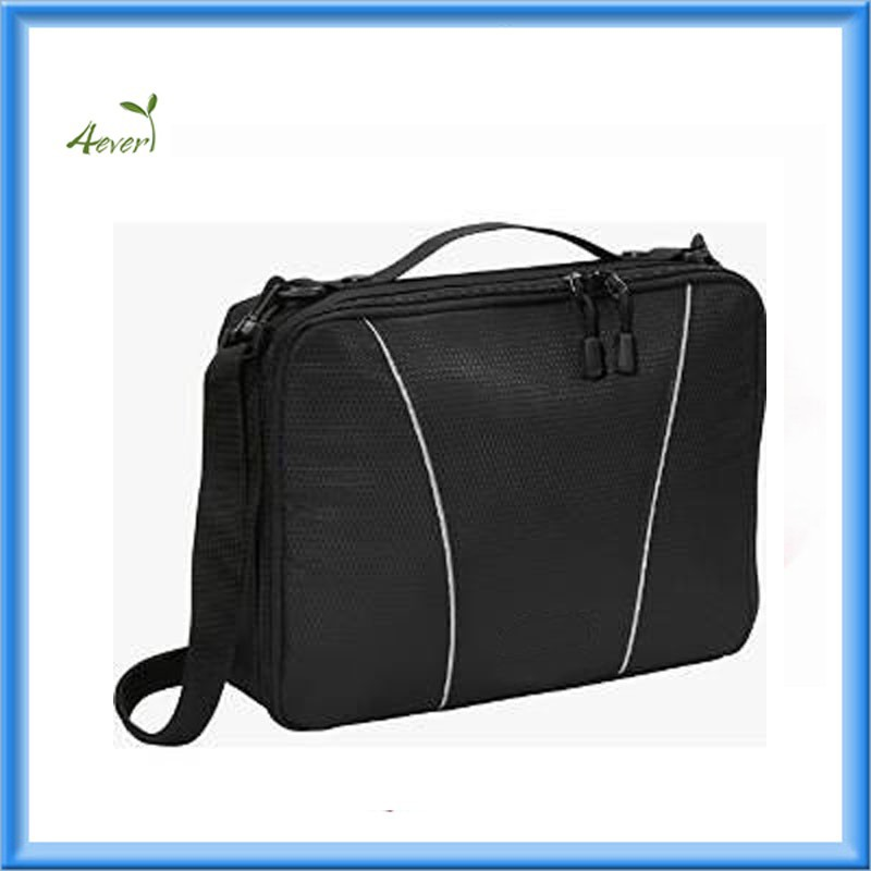 Promotional simple design small nylon lunch bag for kids