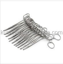 single use sterile halsted mosquito artery forceps