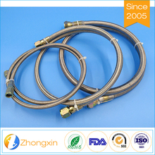 Stainless Steel Metal Wire Braiding Flexible Hose/Tubing