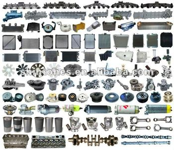 Engine Parts for Truck Isuzu Hino Nissan UD Mitsubishi Fuso Mercedes Benz Volvo Scania